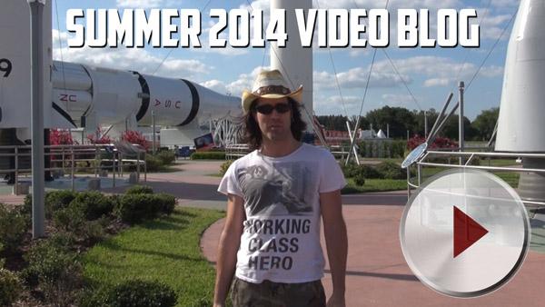 WATCH - Summer Video Blog 2014