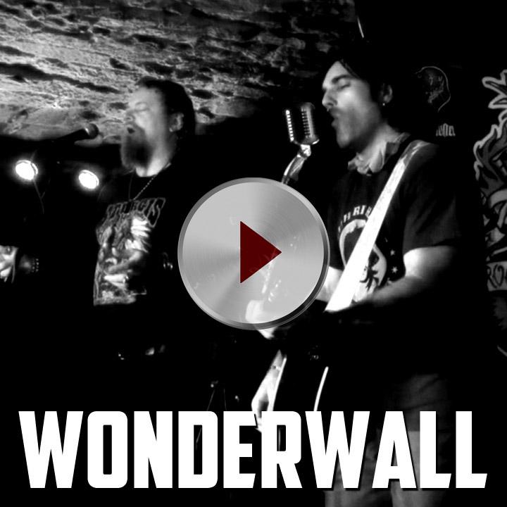 Wonderwall - Will Black with Jason Bracewell (Oasis cover) UK Tour Feb 2015