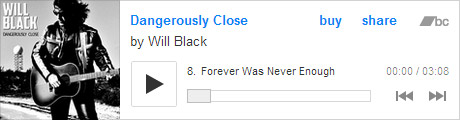 """LISTEN - """"Forever Was Never Enough"""""""