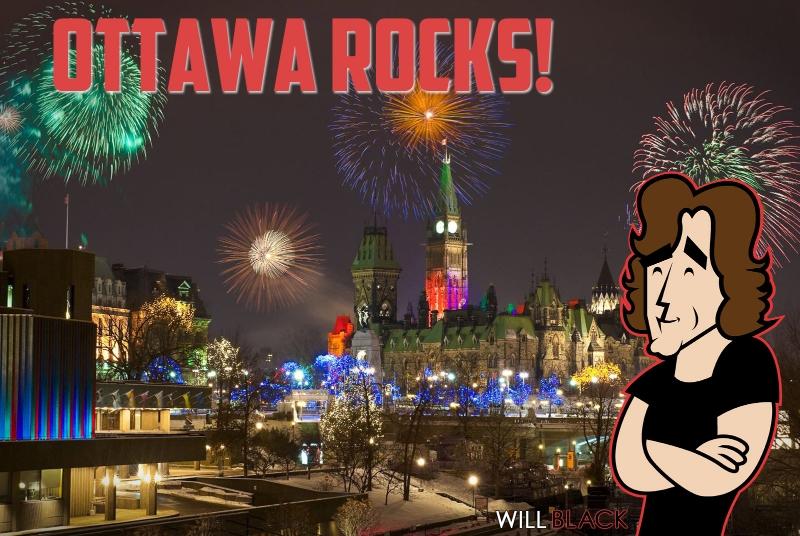 PIC - Ottawa Rocks!