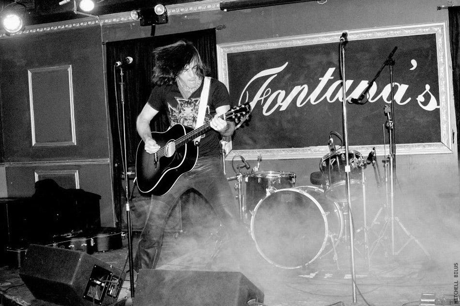 Will Black Live @ Fontana's Feb 2014