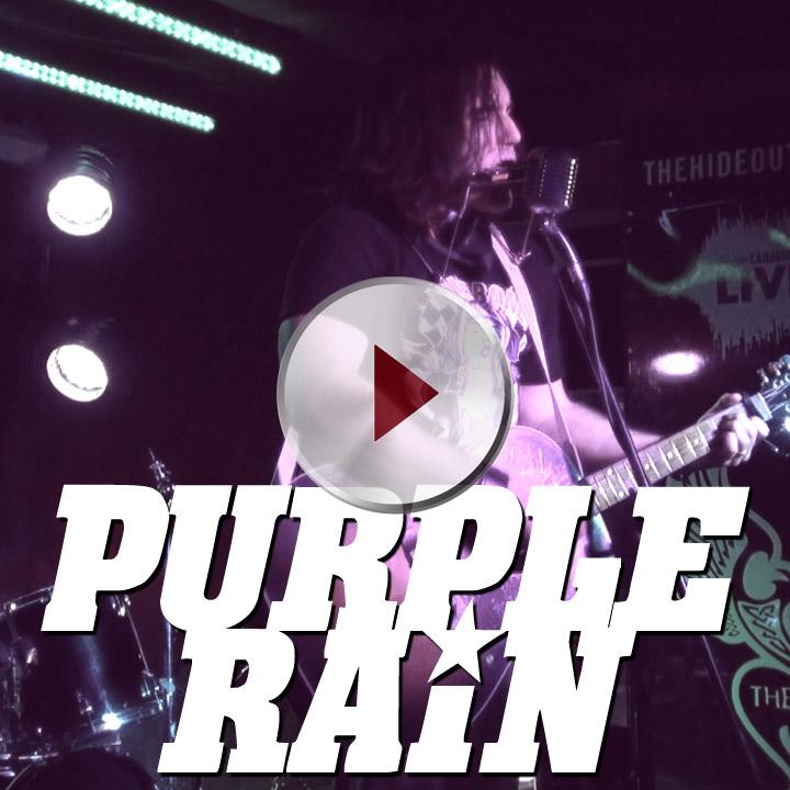 Purple Rain - Will Black (Prince cover) Toronto March 2016