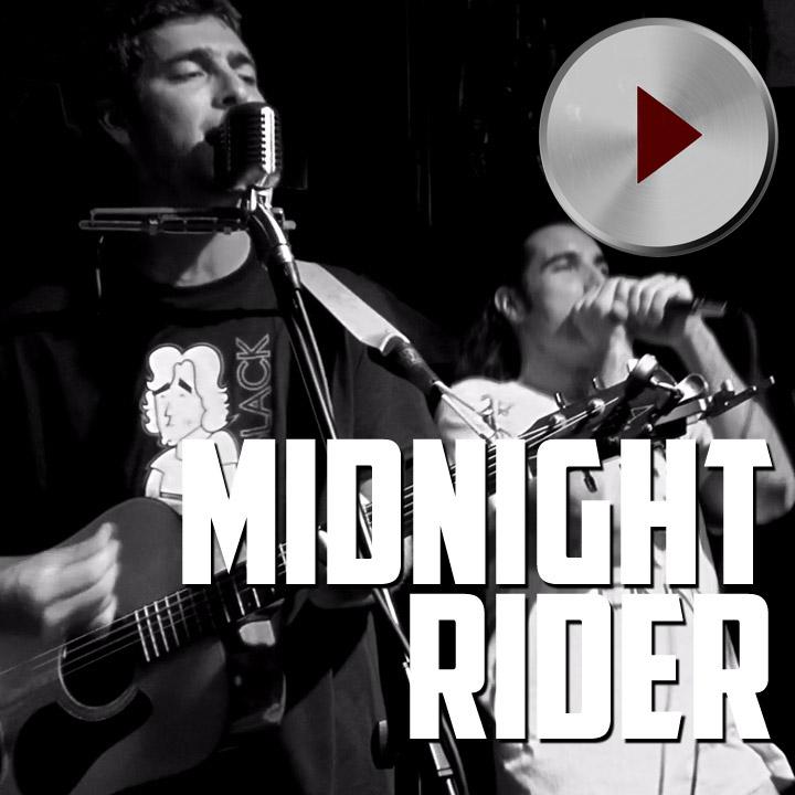 Midnight Rider - Will Black & Chris Finsness (Allman Brothers cover)