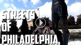 "WATCH ""Streets Of Philadelphia"""