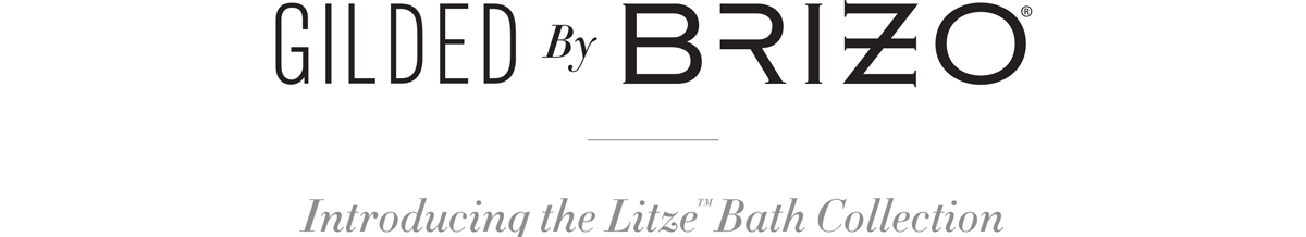 Introducing the Litze™ Bath Collection
