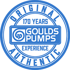 Goulds Pumps - 170 Years Experience