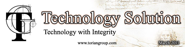 Torian Group Technology Solution - www.toriangroup.com