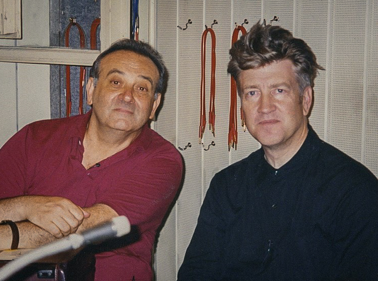 Get a First Listen to David Lynch & Angelo Badalamenti?s Long-Lost Album, Thought Gang