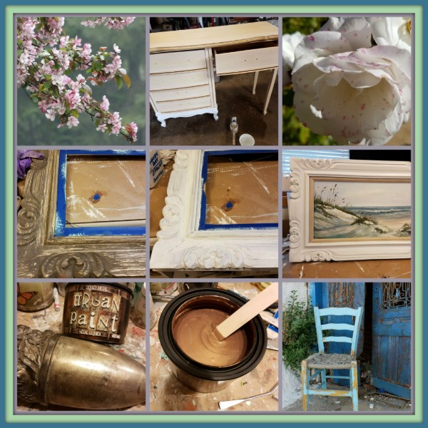 June projects at The Camellia