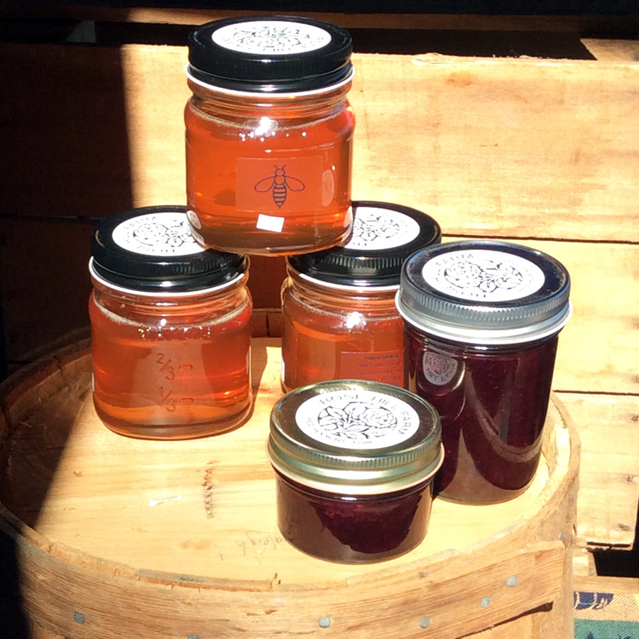 Rose Hill Farm Hudson Valley Pick Your Own Apples Honey Bees Apiary