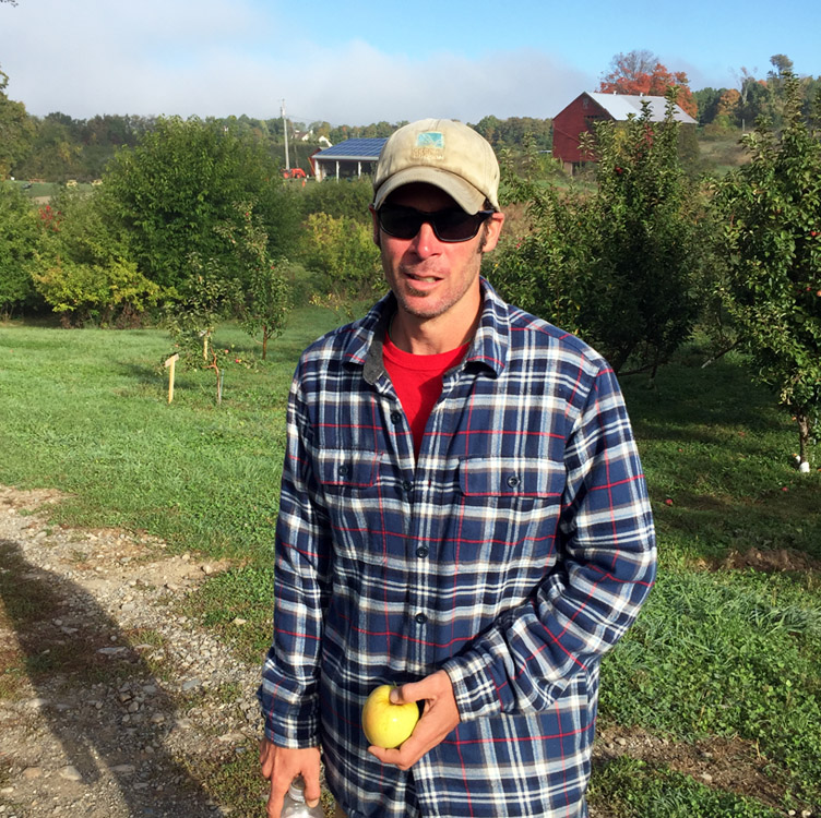 Rose Hill Farm Hudson Valley Pick Your Own fruit orchard Tim Boyle Fam Manager