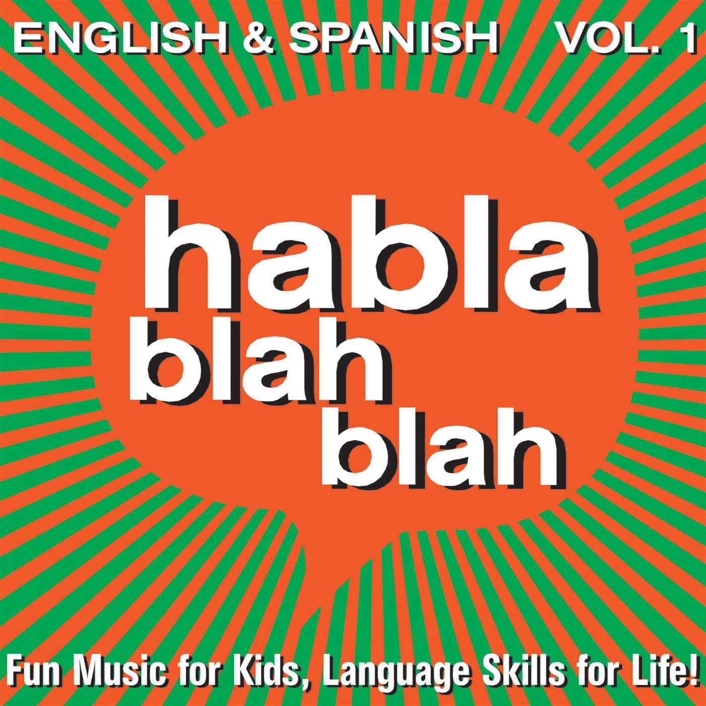 CD cover of Habla Blah Blah