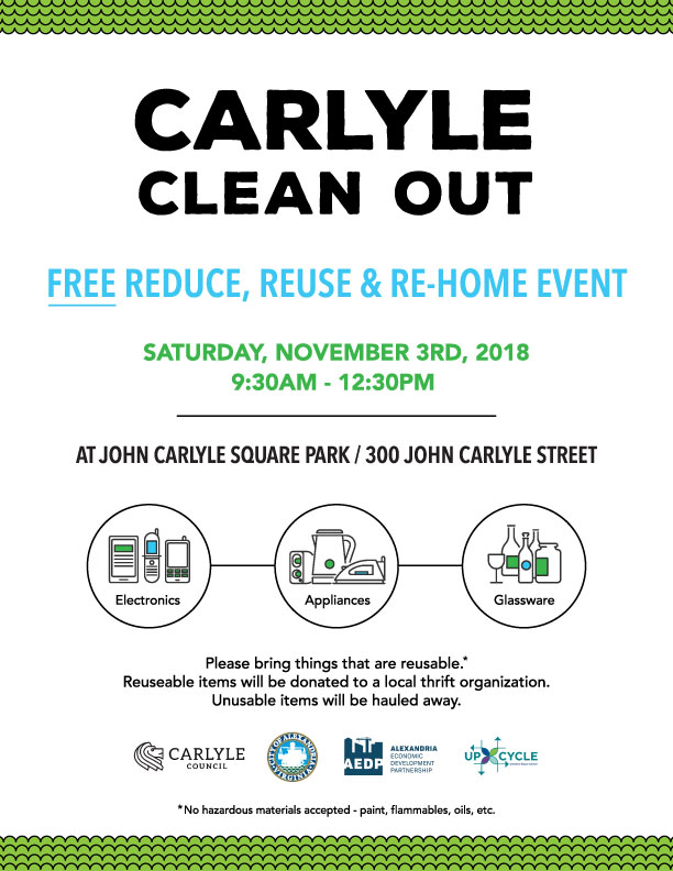 Carlyle Clean Out