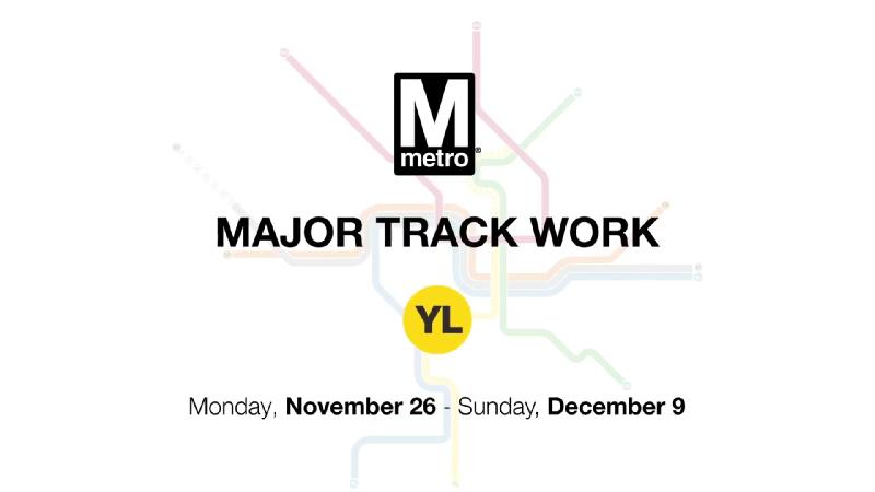 WMATA Track Work