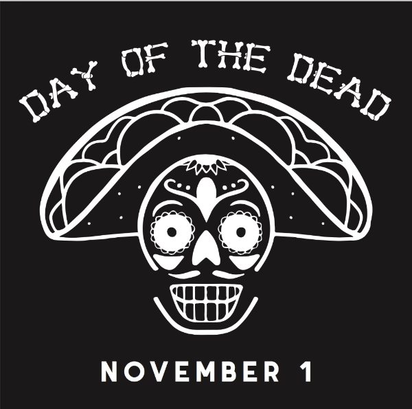 Tequila & Taco Day of the Dead