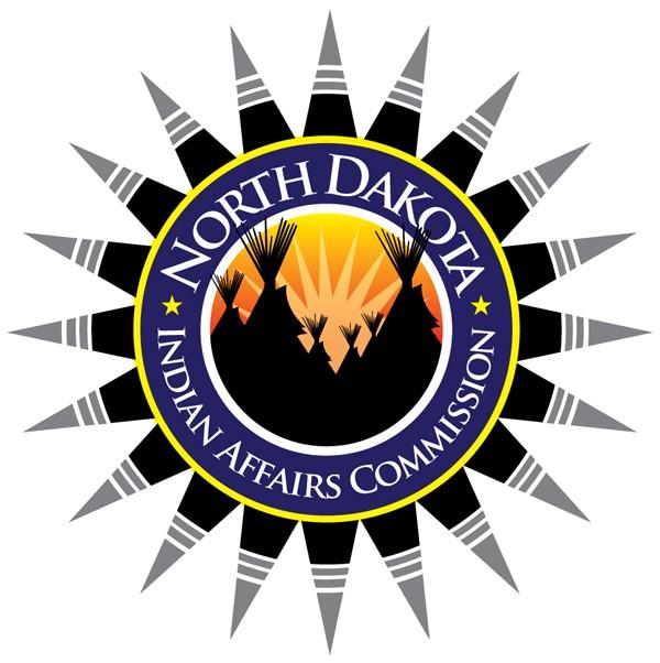 North Dakota Indian Affairs Commission logo