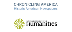 Chronicling America Historic American Newspapers and National Endowment for the Humanities