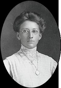 Nancy Hendrickson portrait