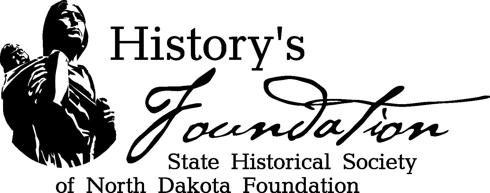 State Historical Society of North Dakota Foundation logo