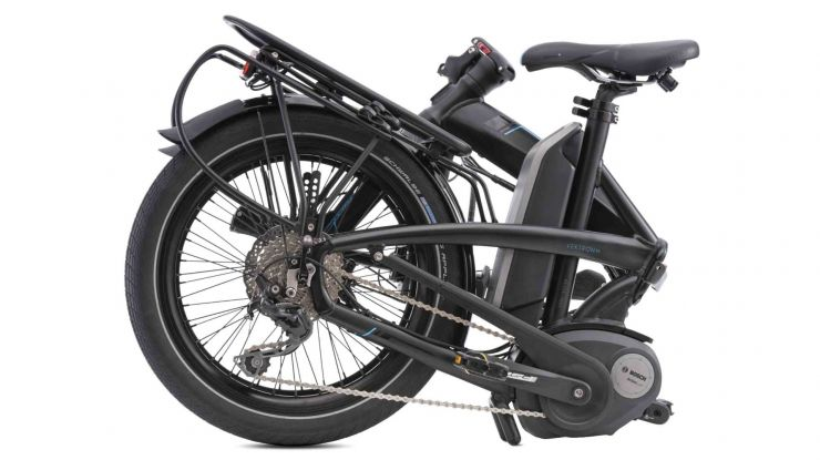 Tern Vektron folding electric bicycle
