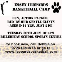 Essex Leopards Basketball