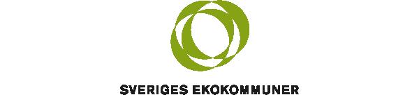 Logotyp för Sveriges Ekokommuner  - Sekom