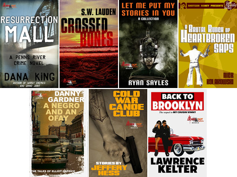 May 2017 Titles from Down & Out Books