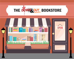The Down & Out Bookstore