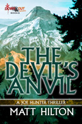 THE DEVIL'S ANVIL, a Joe Hunter Thriller by Matt Hilton