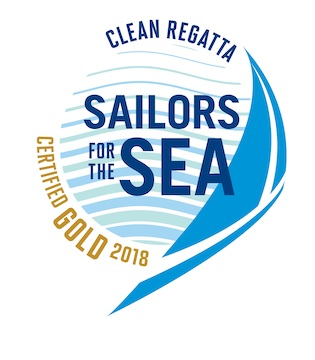 Sailors for the Sea gold Clean Regattas certification