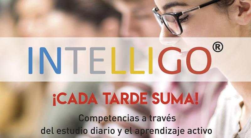 Proyecto de estudio Intelligo