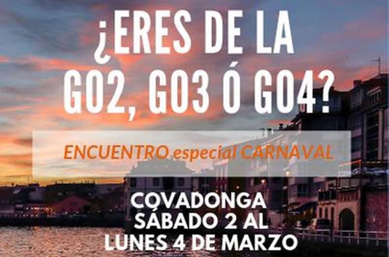 Covadonga en Carnaval