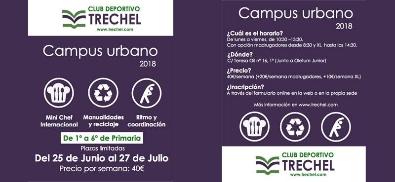 Campus urbano Trechel