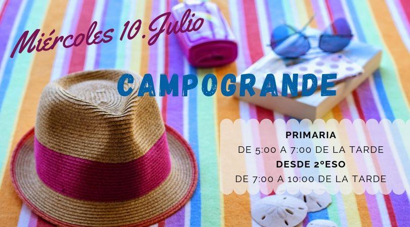 Campogrande 10 de Julio