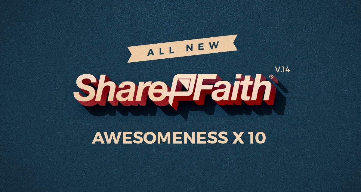 Sharefaith.com - Top Church Bible Ministry and Outreach Resources