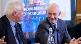 Pascal Lamy calls for a Declaration of Global Rights