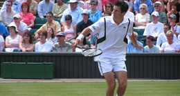 Peer review - a slow-motion game of tennis