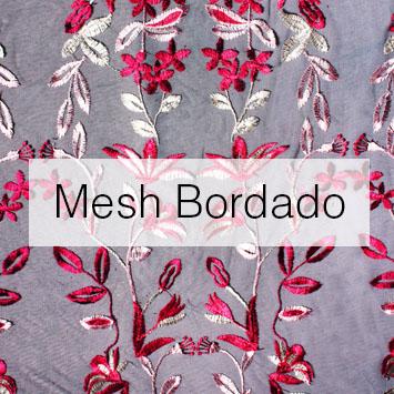 Mesh Bordado