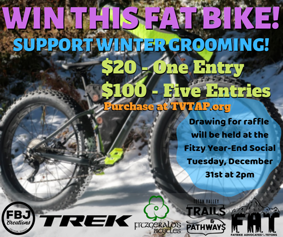 win this fat bike poster