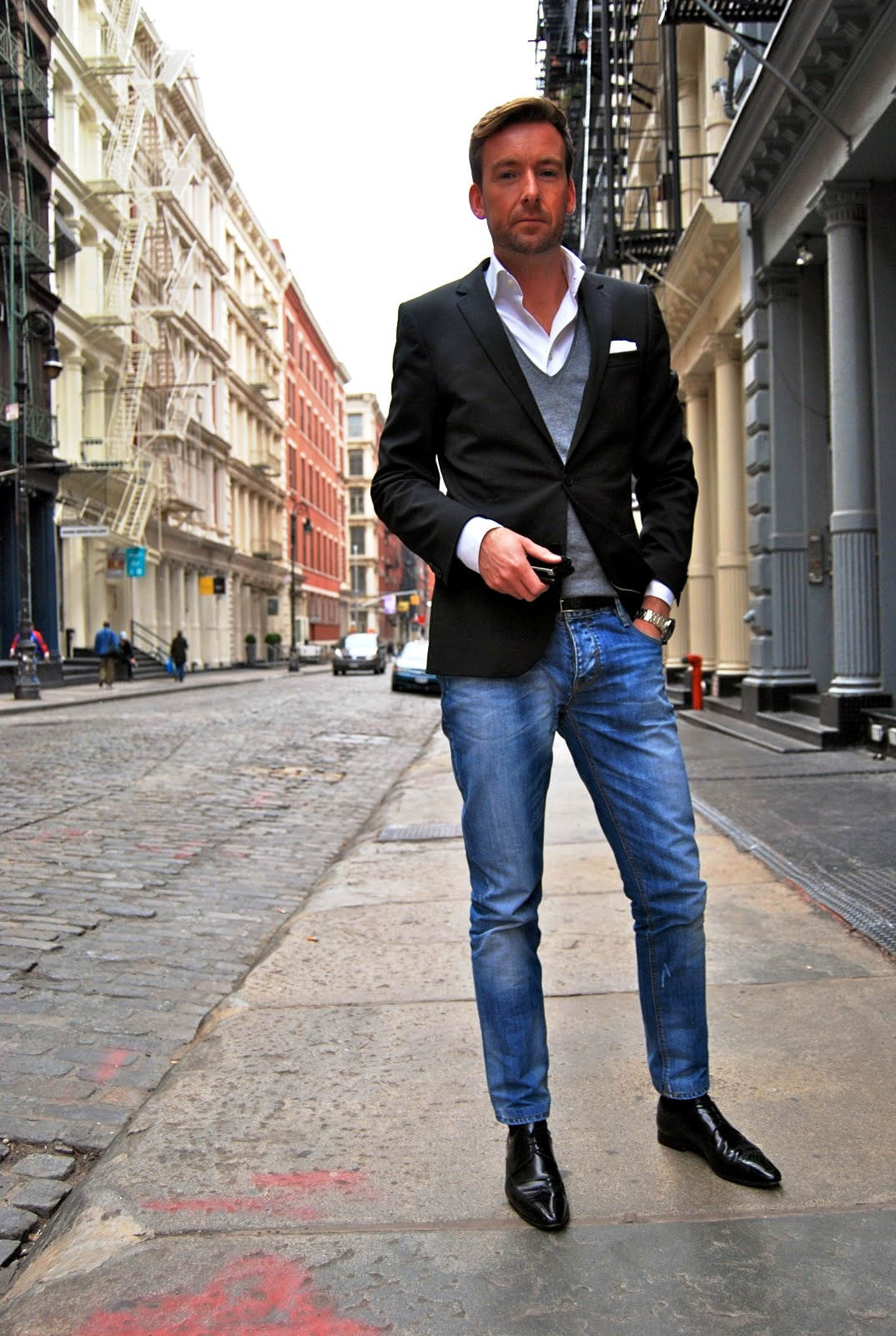 Stylish Gentleman
