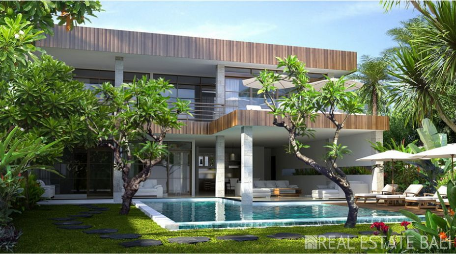 Beach villa for sale in Berawa Canggu