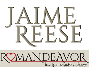 Jaime Reese (publishing via Romandeavor)