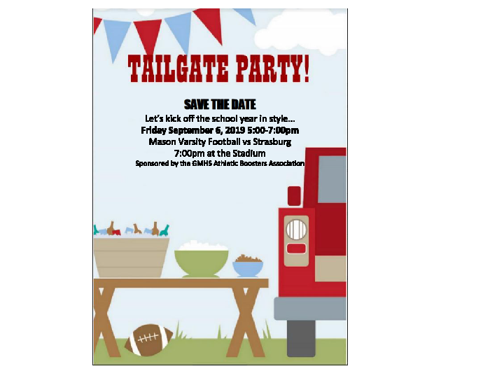 Tailgate Party 2019 Image