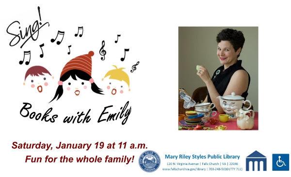 Public Library program on Saturday