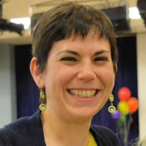 Rachel Hamberger, JTP director