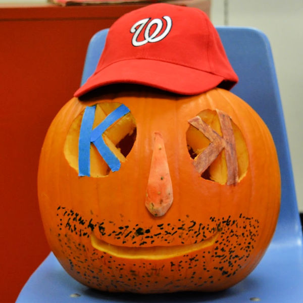 Nats themed entry