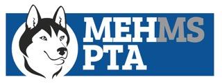 MEHMS PTA logo