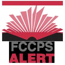 FCCPS Alert logo