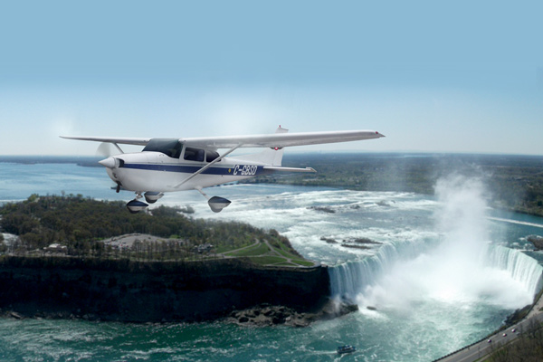 Breakaway Experiences - Niagara Scenic Flight Tour