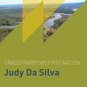 Judy Da Silva - Award Recipient